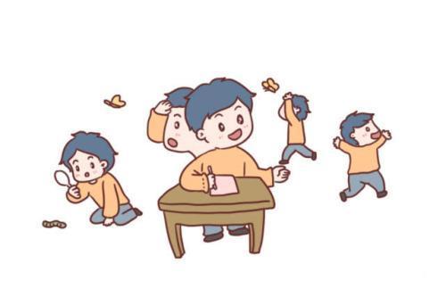 注意力老是不集中,孩子你要怎样才能学进去?家长该如何做!