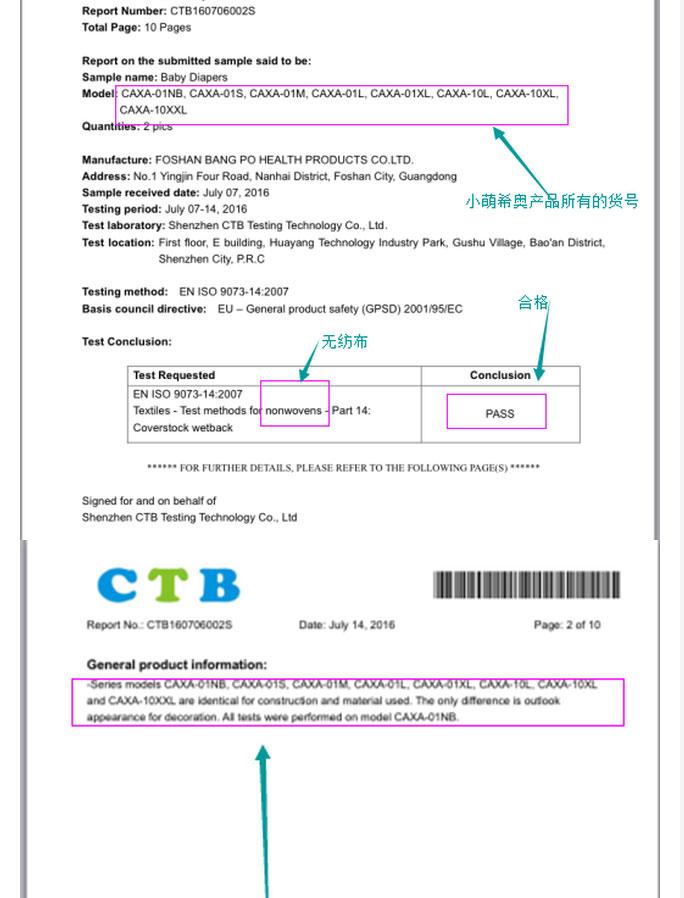 小萌希奥CTB护照